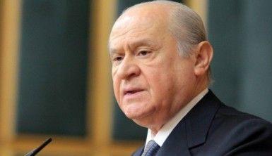 MHP lideri Bahçeli'den İstanbul açıklaması