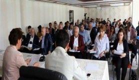 Mayıs ayı meclis toplantısının birinci oturumu yapıldı