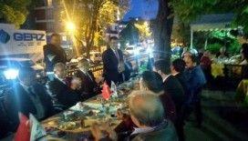 Taşköprü Dernekler Federasyonu'nun iftarına yoğun katılım