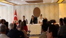 Büyükşehir Belediyesi mayıs ayı meclis toplantısı yapıldı