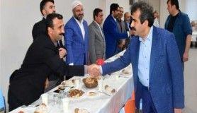 Vali Güzeloğlu, İslami STK Temsilcileriyle İftar Yemeğinde Bir Araya Geldi