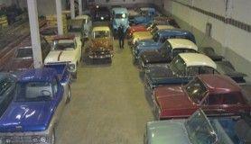 Koleksiyoncu iş adamı 6 klasik aracını satışa çıkardı
