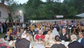 Yayla Köyünde 1000 kişiye iftar verildi