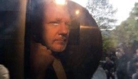 ABD, Assange'ın iadesi için talepte bulundu