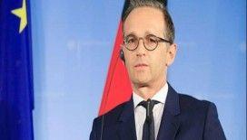 Almanya Dışişleri Bakanı Maas İran'dan eli boş döndü