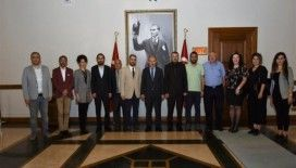 KGC, Kastamonu Valisi Yaşar Karadeniz ziyaret etti