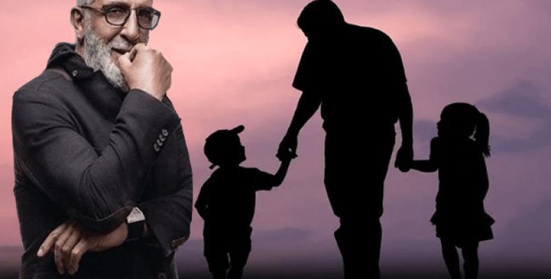 Babalar Günü için Yastıkaltı Hikayesi