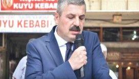 """Ünlü; """"Muhammed Mursi, özgürlük ve adalet hasretiyle Hakk'a yürümüştür"""""""