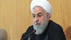 İran Cumhurbaşkanı: 'Başka milletlerle savaşmıyoruz'