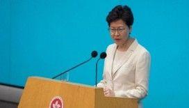 İstifası istenen Hong Kong lideri halktan yeniden özür diledi