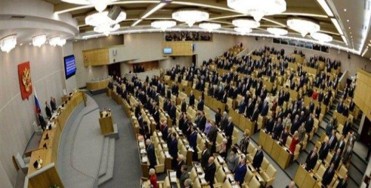 Rusya Duma'sı INF'nin durdurulması için taslak metni kabul etti