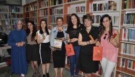 KGC Kadın Komitesi'nin kalem kampanyasına ilk destek belediyeden