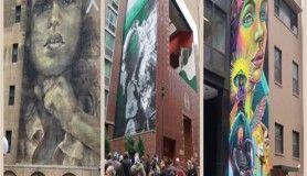 New York'un Muralları