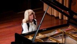 Ünlü Piyanist İdil Biret Muğla'da