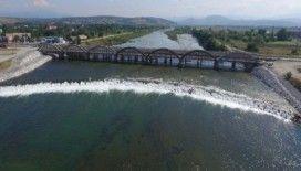 Çetinkaya Köprüsü'ne 82 yıl sonra kapsamlı restorasyon