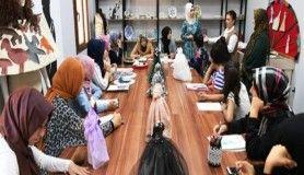 Büyükşehir'den moda tasarım kursuna yoğun ilgi