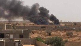 Libya'da cenaze merasimine intihar saldırısı