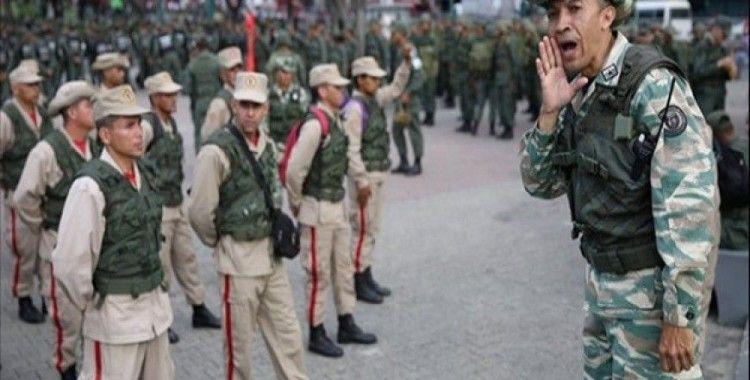 Venezuela, askeri tatbikatta Rus ekipmanlarını kullanacak