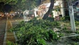 Yunanistan'da fırtına: 6 turist öldü, 30 yaralı