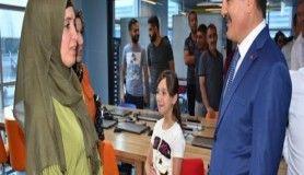 Hakkari'de Deneyap Teknoloji Atölyesi açıldı