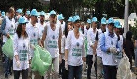 'Daha Temiz Bir Siirt İçin El Ele' sloganıyla temizlik kampanyası başladı