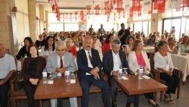 CHP Kadın kolları il başkanları toplantısı Nevşehir'de yapılıyor