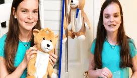 12 yaşındaki genç girişimci serum kılıfı tasarladı