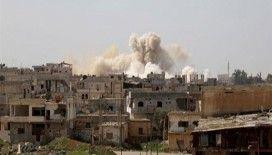 Hama'ya hava saldırısı: 5 ölü, 9 yaralı