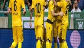 Yeni Malatyaspor UEFA Avrupa Ligi'nde tur atladı