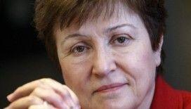 AB'nin IMF başkan adayı Bulgar Kristalina Georgieva oldu