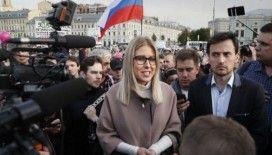 Rus muhalefet lideri Sobol gözaltında