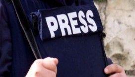 İsrail, Kudüs ve Gazze'de 3 gazeteciyi yaraladı