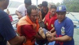 Filipinler'de 3 feribot alabora oldu: 31 ölü