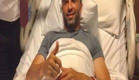 Beşiktaşlı futbolcu Gökhan Gönül ameliyat edildi