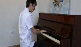 Artvinli genç piyanistlere İtaly'adan önemli davet