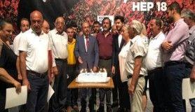AK Parti Tunceli''e, 18'inci yaşını kutladı