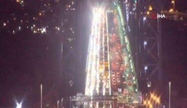 George Washington Köprüsü'nde bomba ihbarı