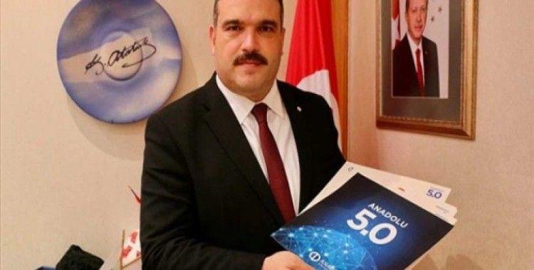 ''Dijital yerli'' çocukların bilgileri Anadolu 5.0 ile eskimeyecek