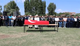 Pençe Harekatı şehidi Şahin, Yozgat'ta son yolculuğuna uğurlandı