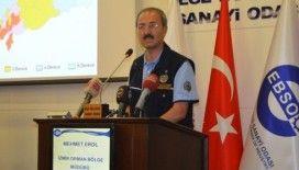 İzmir Orman Bölge Müdürü Vekili, yanan alanda ne yapılacağını açıkladı