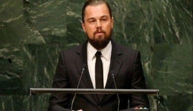 DiCaprio'dan Amazonlar'a 5 milyon dolar bağış