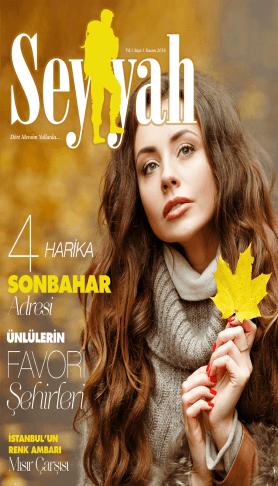 Seyyah - Kasım 2016