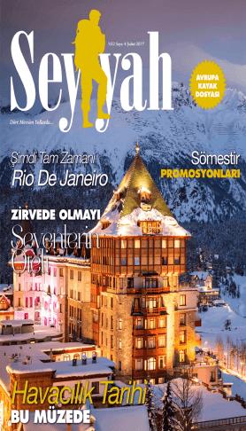 Seyyah -  Şubat 2017