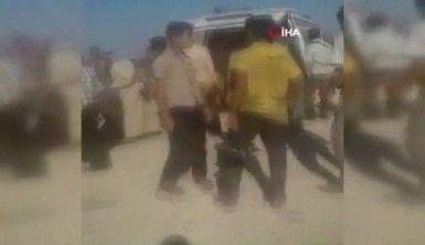 Azez'de bomba patladı, 2 ölü, 9 yaralı