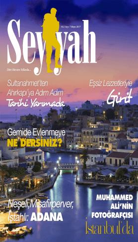 Seyyah - Mayıs 2017