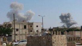Esad rejimi yine İdlib'e saldırdı: 8 yaralı