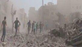 Esad rejimi İdlib'e saldırdı: 9 ölü, 23 yaralı