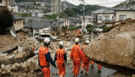 Japonya'daki sel felaketinde ölü sayısı 2'ye yükseldi