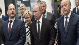 Vladimir Putin, Türklerin inşa ettiği Yuri Gagarin Havalimanı'nın açılışını yaptı