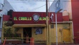 Meksika'daki gece kulübü saldırısında ölü sayısı 26'ya yükseldi